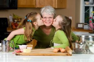 gatim cu bunica