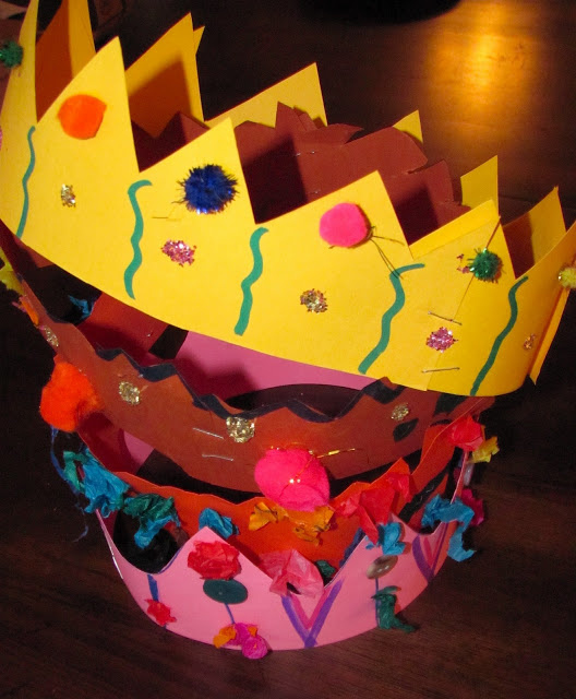 o coroana pentru mama