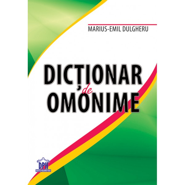 dictionar-omonime