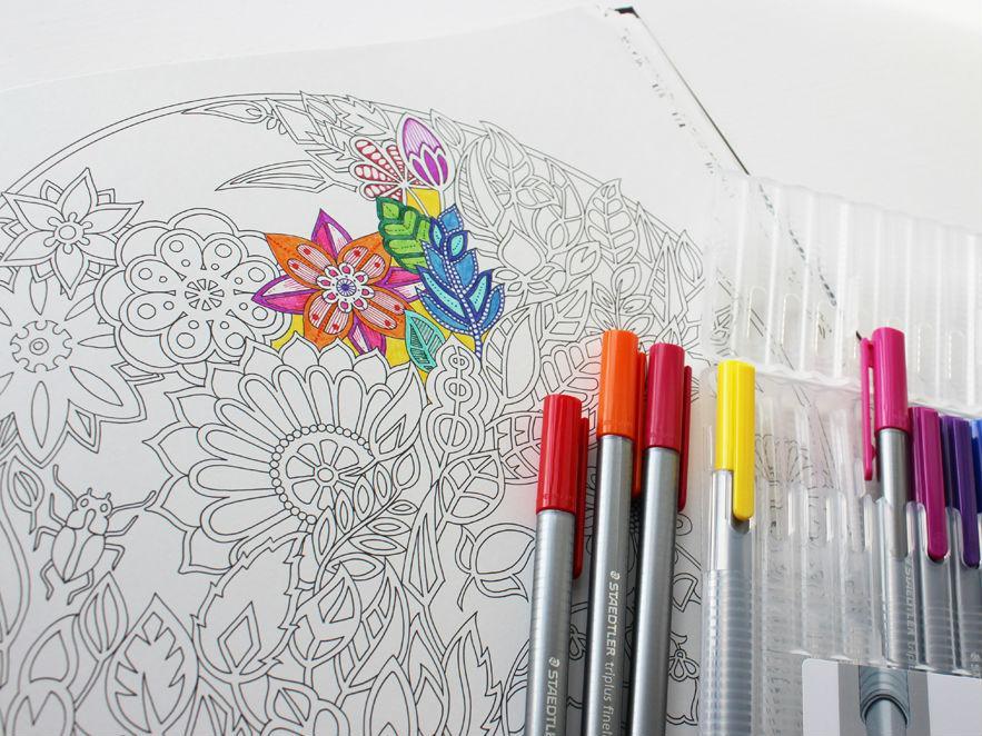 desene de colorat pentru adulti parinti
