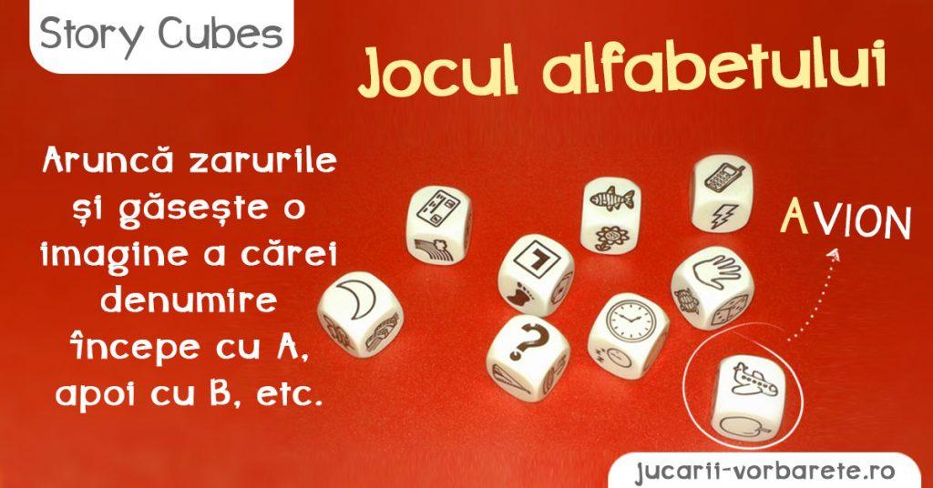 Jocul alfabetului
