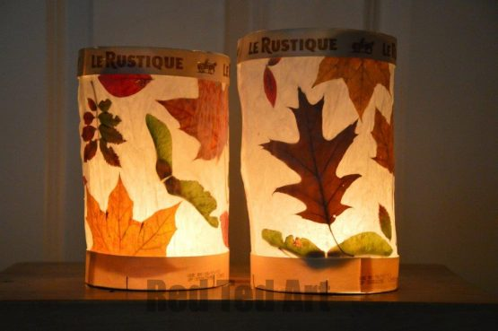 Simple-Leaf-Lanterns