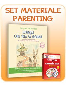 set-materiale-parenting---arta-harjonelii-+-parintele-eficient-+-emotiile-si-familia-mea